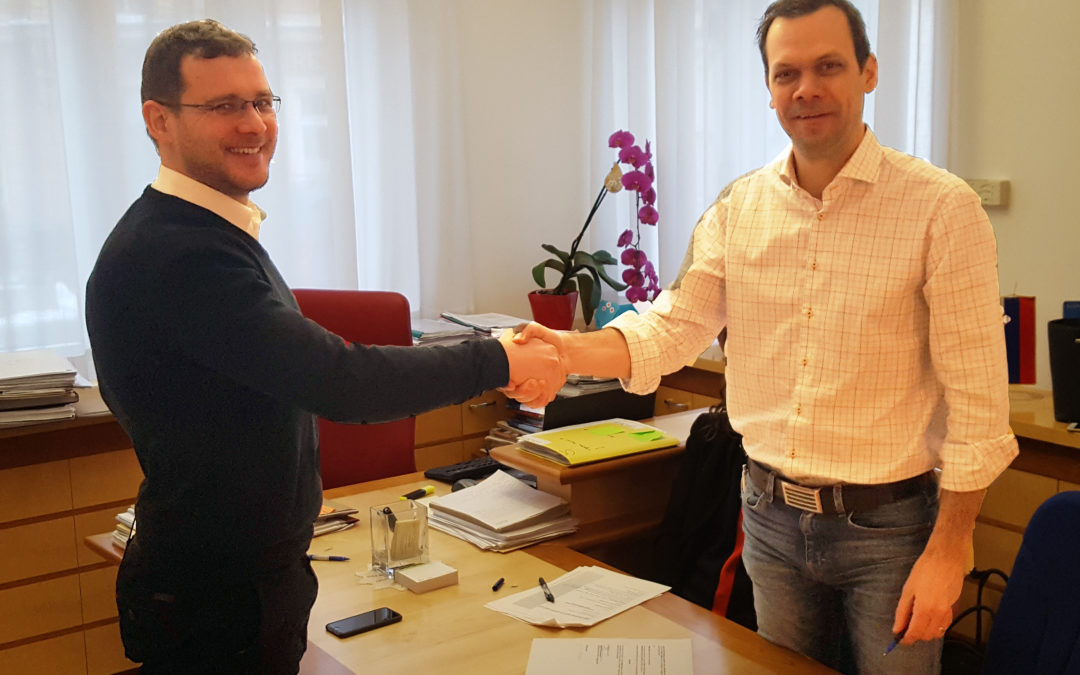 Lagafors steams ahead: Establishes a new subsidiary to serve Central Europe