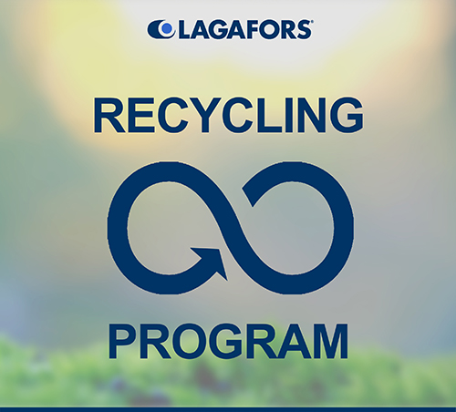Lagafors contributes to the circular cycle